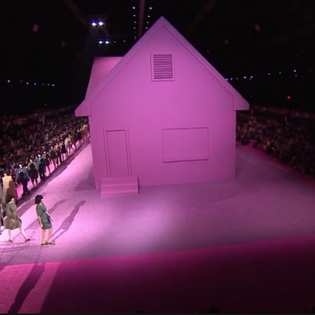 NY Fashion Week SS15 – Marc Jacobs