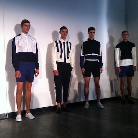 NY Fashion Week SS15 – Carlos Campos