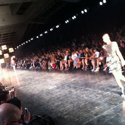 NY Fashion Week SS15 – Diesel Black Gold