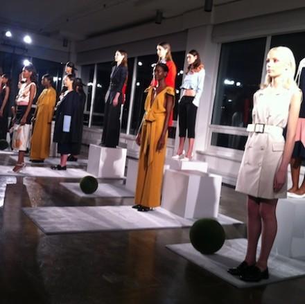 NY Fashion Week SS15 – HARBISON