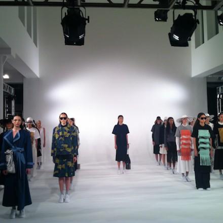 NY Fashion Week SS15 – KOONHOR