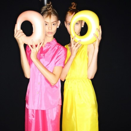 NY Fashion Week SS15 – Marc by Marc Jacobs