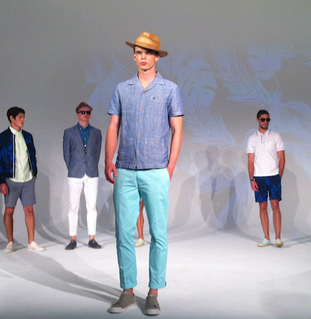 NY Fashion Week SS15 – Original Penguin
