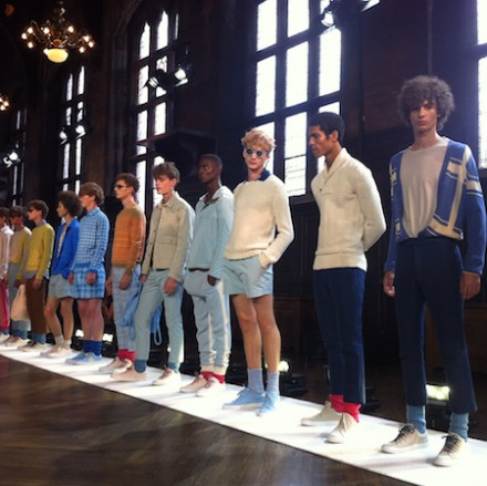 NY Fashion Week SS15 – Orley