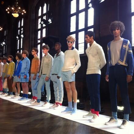 NY Fashion Week SS15 – Orley