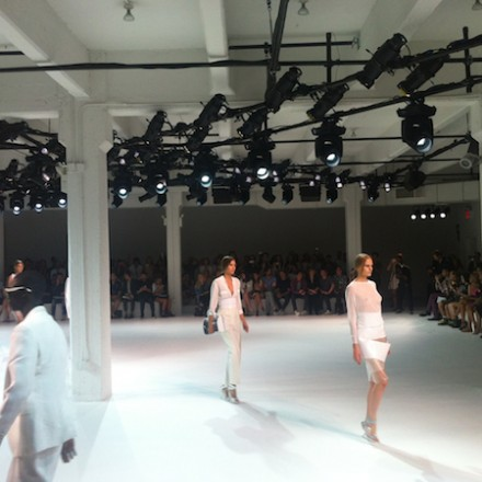 NY Fashion Week SS15 – PORSCHE DESIGN