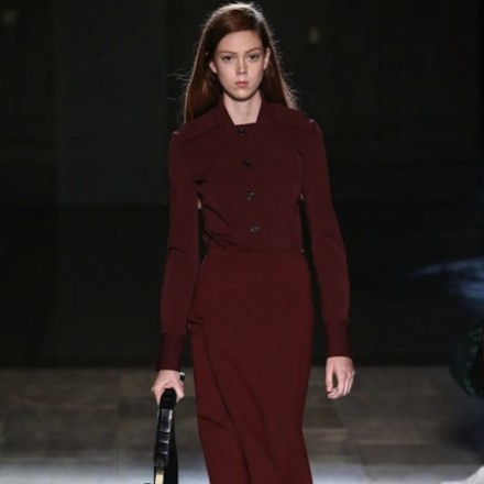 NY Fashion Week SS15 – Victoria Beckham