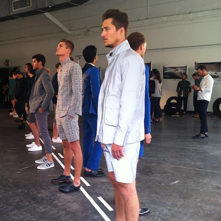 NY Fashion Week SS15 – W.R.K.