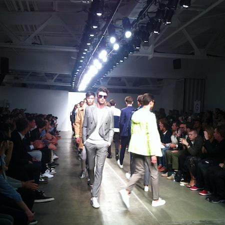 NY Fashion Week SS15 – Ovadia & Sons