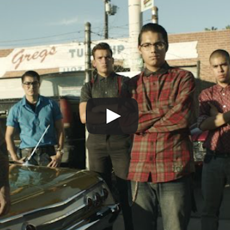 Marc Jacobs Tribes: Greasers and Pin-Ups in East LA