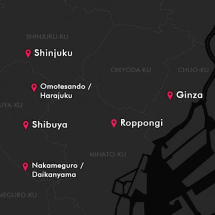 Tokyo Fashion Week SS15 – Schedule
