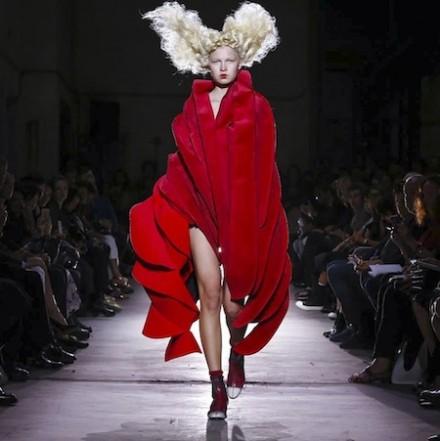 Paris Fashion Week SS15 – Comme Des Garçons