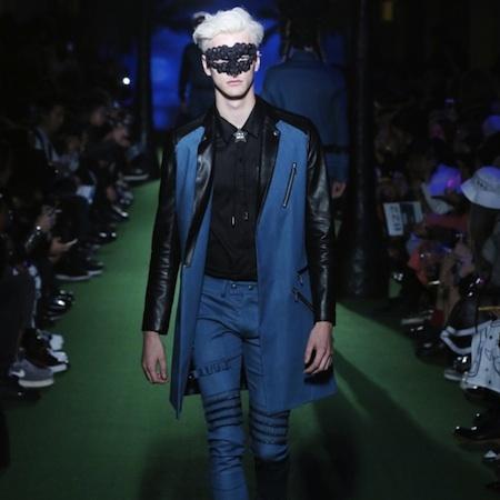 Tokyo Fashion Week SS15 – 99%IS