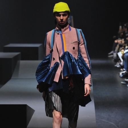 Tokyo Fashion Week SS15 – Facetasm