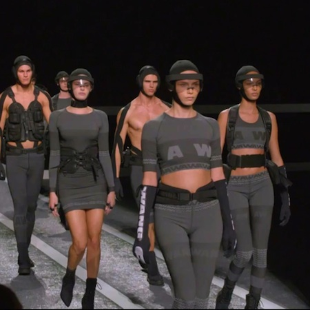 Alexander Wang x H&M – Runway Debut in New York