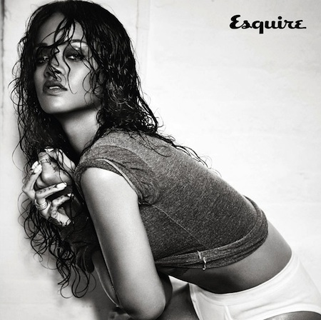 Rihanna for Esquire UK