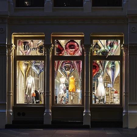 Dior in Soho