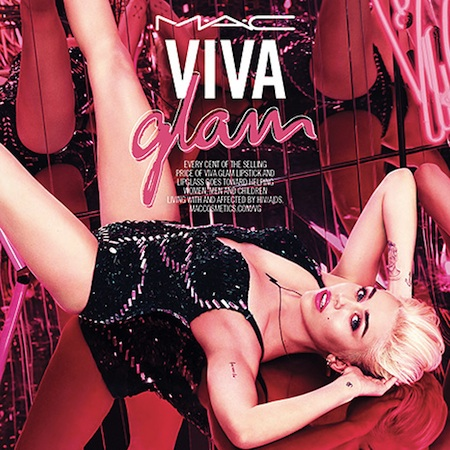 Miley x #MACVivaGlam