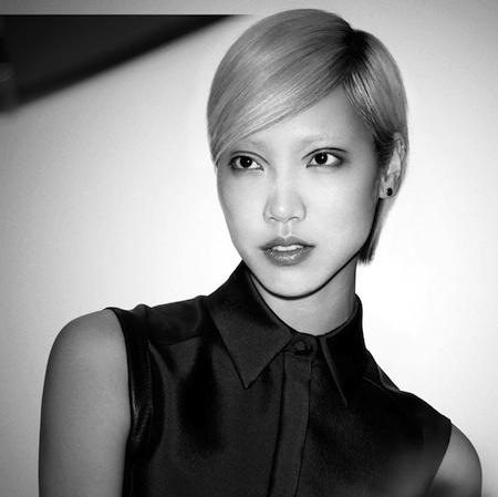 Soo Joo Park, new REDKEN muse