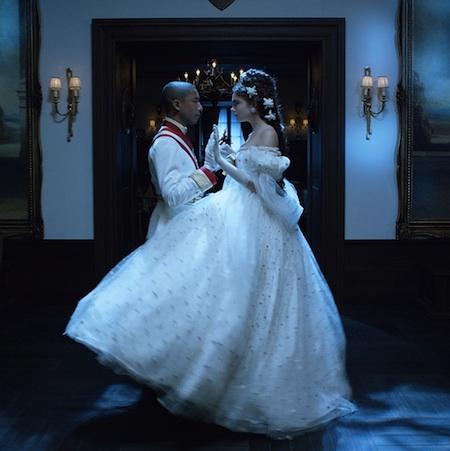 """Reincarnation,"" by Karl Lagerfeld ft. Pharrell Williams & Cara Delevingne"