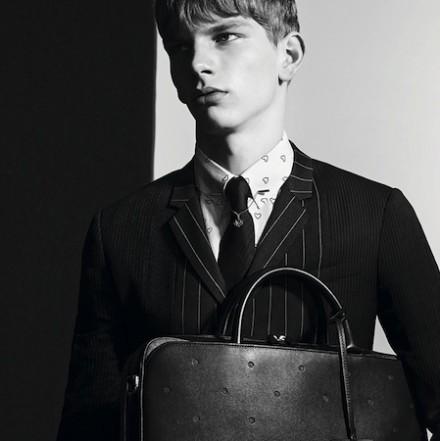 Dior Homme – Les Essentiels #8 – Sac