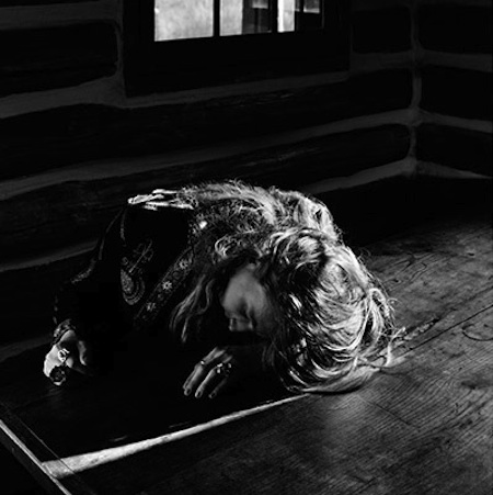 "Saint Laurent SS 15 ""Psych Rock"" Lookbook"