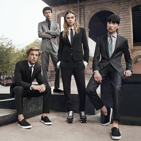 DKNY Spring/Summer 2015 Campaign