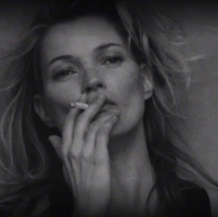 Kate Moss Un-Retouched – video