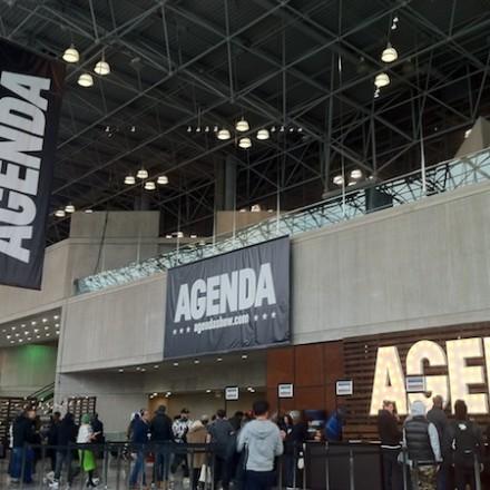 Agenda Show New York