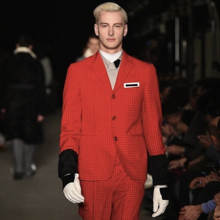 Milan Fashion Week: Men FW15 – Andrea Pompilio