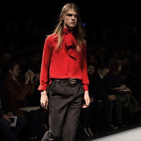 Milan Fashion Week: Men FW15 – Gucci