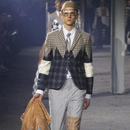 Milan Fashion Week: Men FW15 – Moncler Gamme Bleu