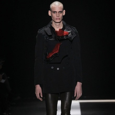 Paris Fashion Week: Men FW15 – Ann Demeulemeester