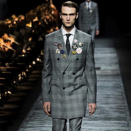 Paris Fashion Week: Men FW15 – Dior Homme