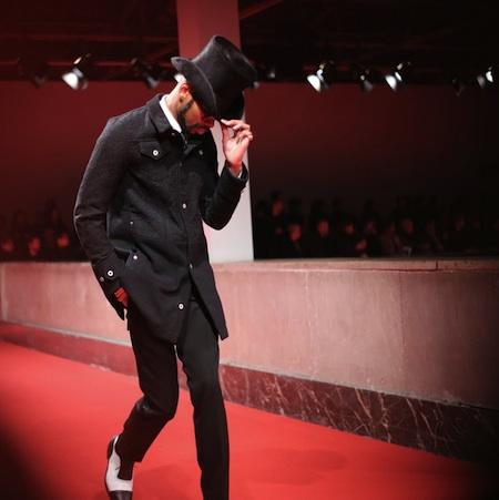 Paris Fashion Week: Men FW15 – Junya Watanabe
