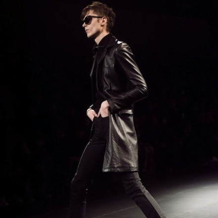 Paris Fashion Week: Men FW15 – Saint Laurent