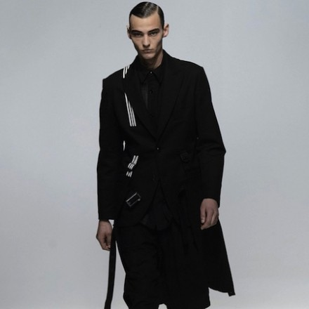 Paris Fashion Week: Men FW15 – Y-3