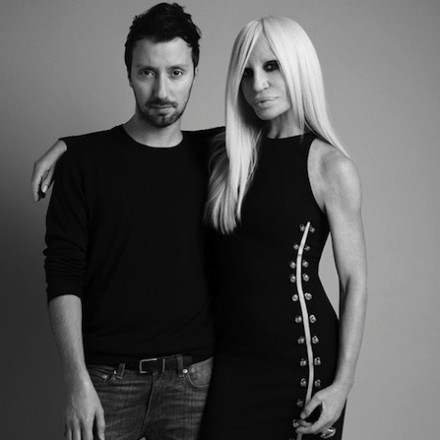 Anthony Vaccarello for Versus Versace creative director