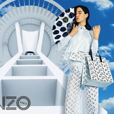 KENZO SS15 Campaign