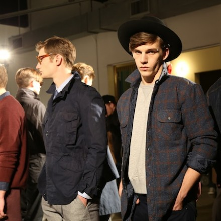 NY FASHION WEEK FW15 – Hickey Freeman @ NYMD