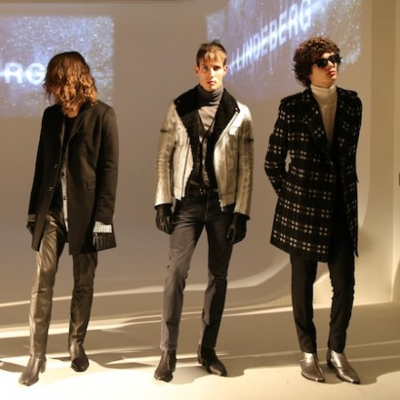 NY FASHION WEEK FW15 – J. Lindeberg @ NYMD