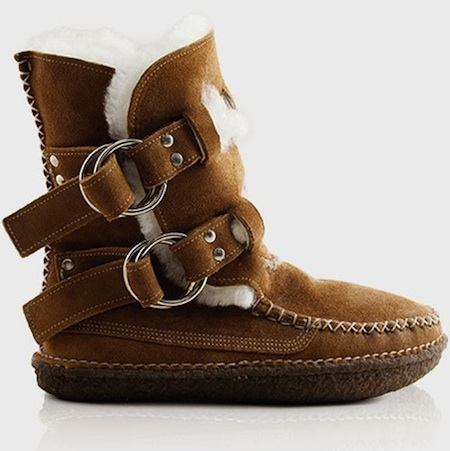 The Quoddy Snow Boots