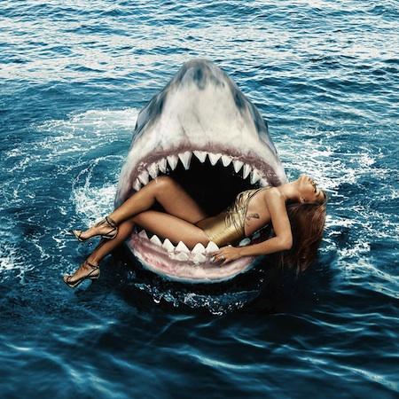Rihanna – Harper's Bazaar – Behind The Scenes