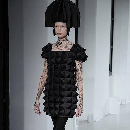 Paris Fashion Week FW15 – Junya Watanabe
