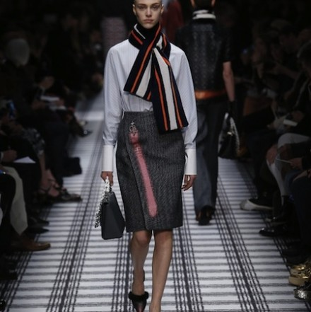 Paris Fashion Week FW15 – Balenciaga