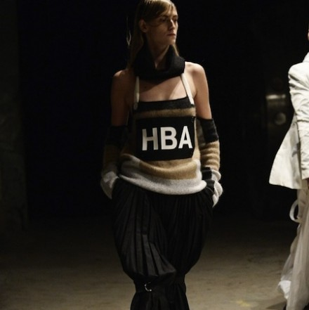 NY Fashion Week FW15 – Hood by Air