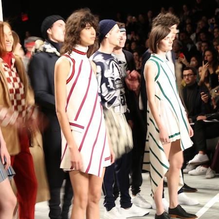 NY Fashion Week FW15 – Lacoste