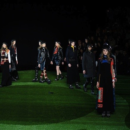 NY Fashion Week FW15 – Marc by Marc Jacobs