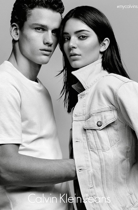 Kendall Jenner and Simon Nessman will star in the new campaign f