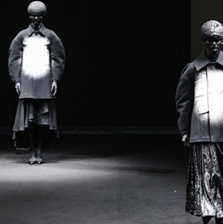 Paris Fashion Week FW15 – ANREALAGE